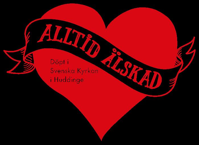 Tryck till tröja för nydöpta barn, Svenska Kyrkan i Huddinge.
